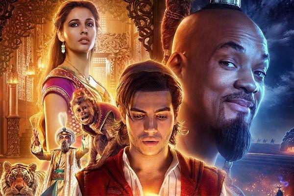 Disney estrenó nuevo tráiler de 'Aladdin' (Video)
