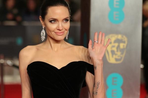 Así se vería Angelina Jolie en la película The Eternals