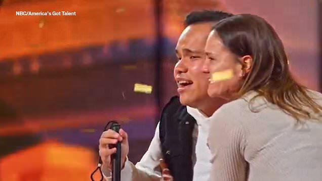 La actuación de Kodi Lee, un ciego autista en America's Got Talent