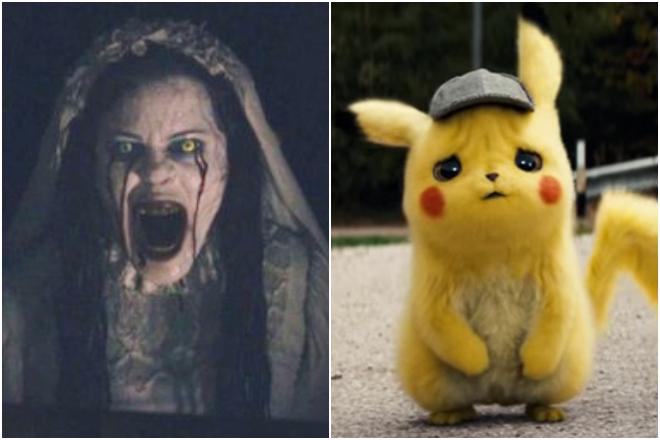 Niños esperaban ver «Detective Pikachu» y terminaron llorando por «La Llorona»