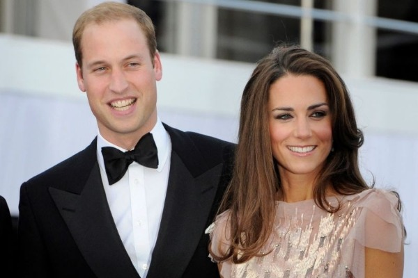 Kate Middleton y el príncipe William conocieron a Archie