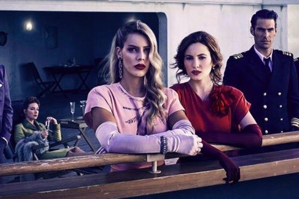 'Alta Mar': Tráiler de la nueva serie española de Netflix