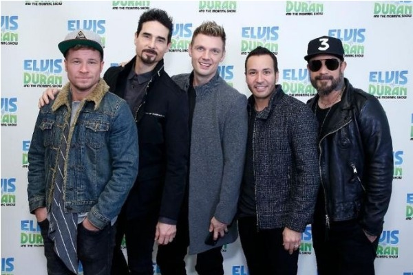 Este Backstreet Boys anunció que va a ser papá (Foto)