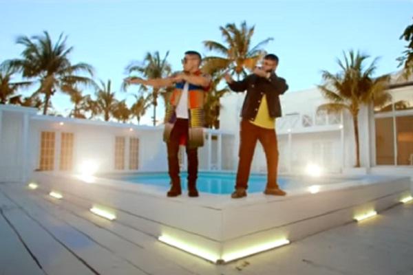 'Celosa': La nueva canción de Chyno y Farruko (Video)