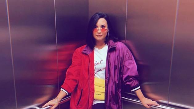 Demi Lovato vuelve a Instagram con estas sensuales fotografías