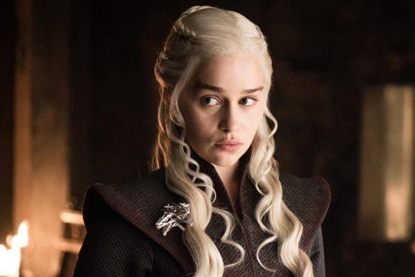 La fotografía que publicó Emilia Clarke tras el episodio 5 de 'Game of Thrones'