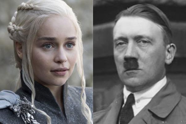 Emilia Clarke estudió a Hitler para su último discurso de 'Game of Thrones'