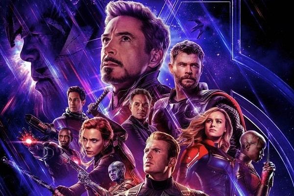 'Avengers: Endgame' es la segunda película más taquillera de la historia