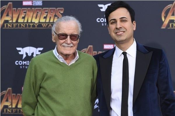 Detuvieron a exmánager de Stan Lee por supuesto abuso