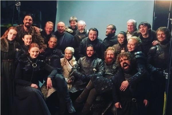 Las palabras de despedida de los actores de 'Game of Thrones'