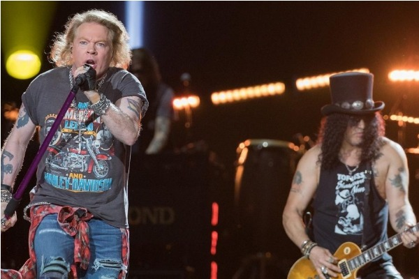 Guns N' Roses demandó a una cervecería por esta razón