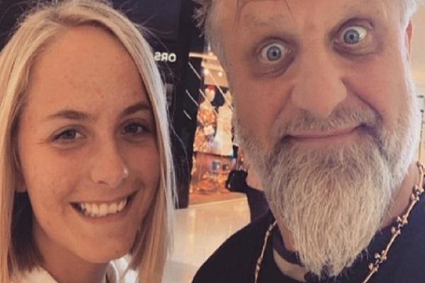 Murió hija del baterista de Slipknot a los 22 años