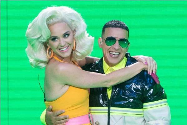 Daddy Yankee y Katy Perry cantaron 'Con Calma' en American Idol