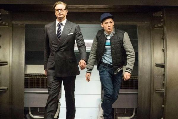 'Kingsman 3' culminará la trama de Harry Hart y Eggsy
