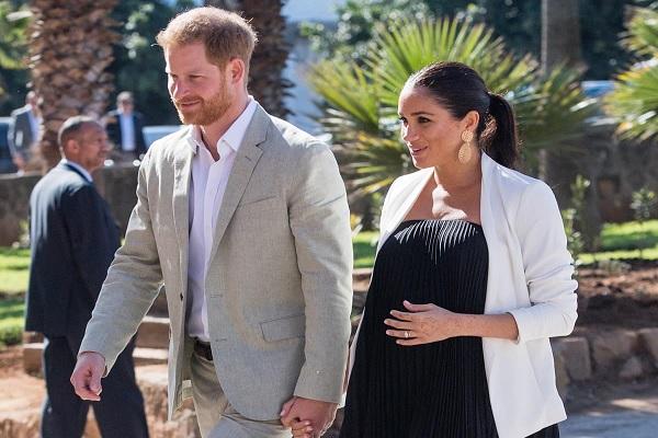 ¡Es un niño! Meghan Markle y el príncipe Harry son padres