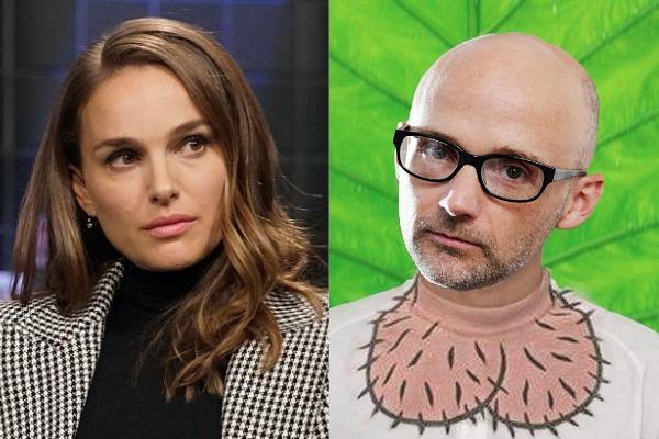 La pelea entre Natalie Portman y el músico Moby