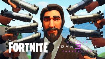John Wick 3 llega a Fortnite: Nuevo evento y trailer del film