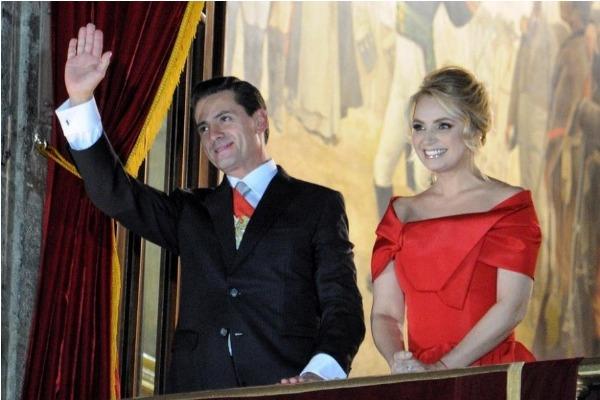 Peña Nieto anunció que se divorcia de la actriz Angélica Rivera
