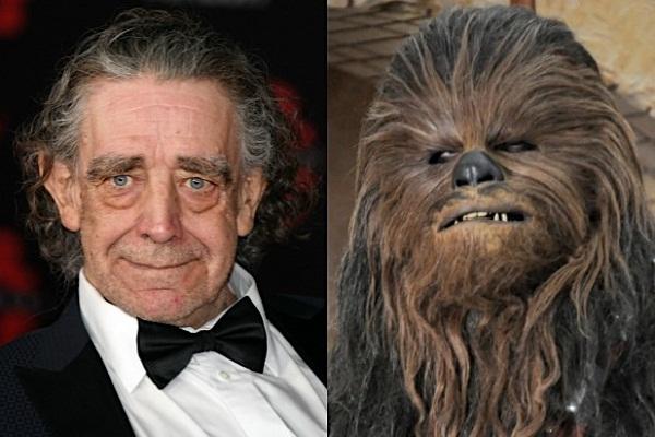 Muere Peter Mayhew, el actor de Chewbacca en 'Star Wars'
