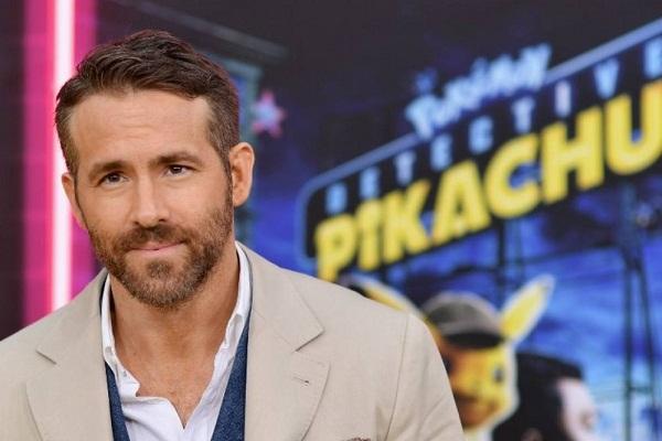 La experiencia de Ryan Reynolds en Detective Pikachu