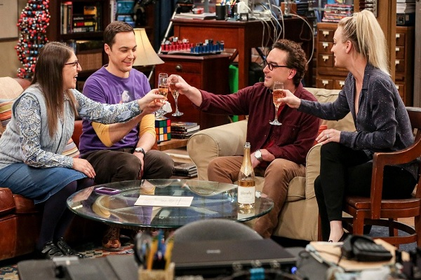 Después de 12 años así  despiden a 'The Big Bang Theory' (Video)