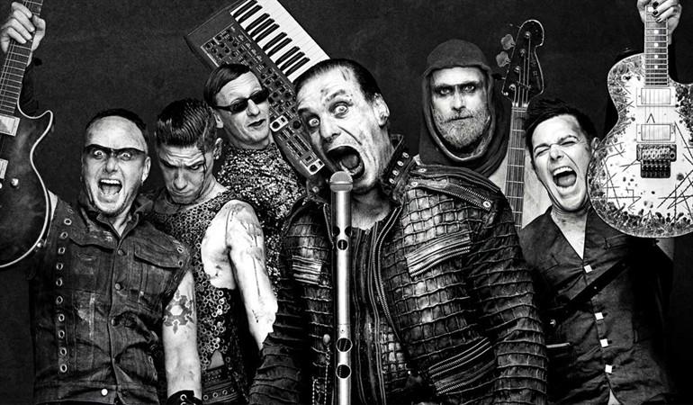 Rammstein rompió récord de ventas con su último disco