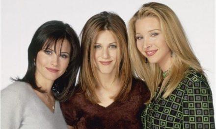 Así lucen estas actrices de 'Friends' a 25 años de estrenarse