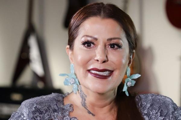 Robaron la mansión de Alejandra Guzmán