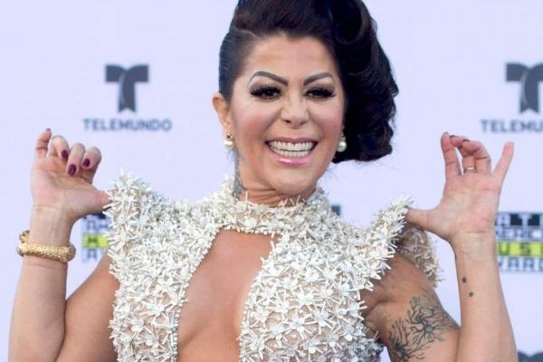 Alejandra Guzmán lloró en pleno concierto por Frida Sofía