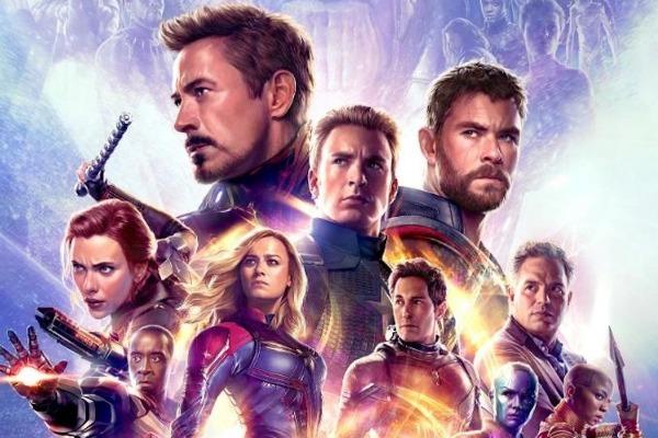 Mira esta inédita y tierna foto de 'Avengers: Endgame'