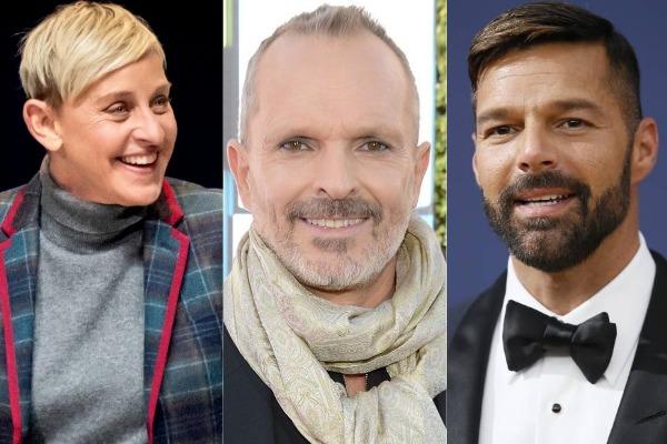 Celebridades gays que se han casado y tenido hijos (Fotos)