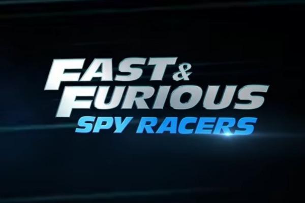 Este es el primer teaser de 'Fast & Furious: Spy Racers'