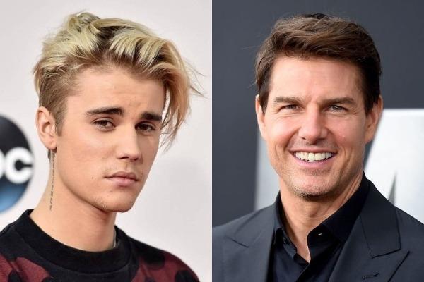 Justin Bieber retó a Tom Cruise a un combate en la UFC
