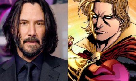Keanu Reeves podría ser Adam Warlock en el UCM