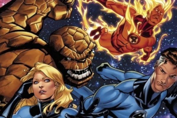 'Los 4 Fantásticos' podrían unirse a Marvel en 2022