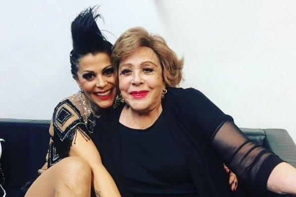 Madre de Alejandra Guzmán cuestionó a su nieta Frida Sofía