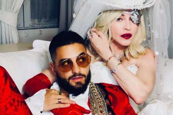 Maluma y Madonna estrenaron su canción 'Bitch I'm Loca'