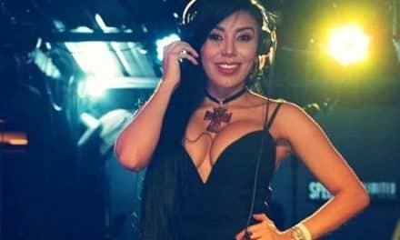 El show de la DJ Marcela Reyes por la infidelidad de su pareja