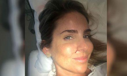 María Alejandra Requena se sometió a nueva operación