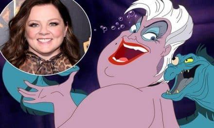Melissa McCarthy podría ser Ursula en live-action de 'La Sirenita'