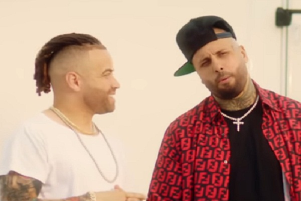 Nacho y Nicky Jam estrenaron 'Mona Lisa' (Video)