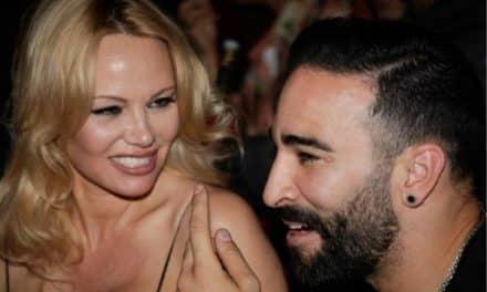 Pamela Anderson rompió con su novio por tener «doble vida»