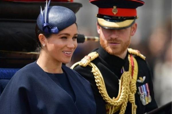 El Príncipe Harry reprendió a Meghan Markle en público