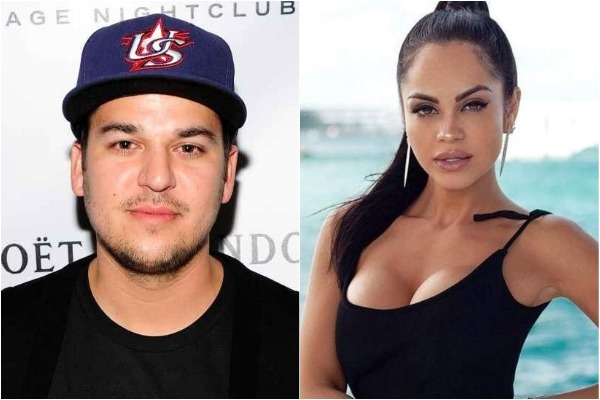 Las Kardashian quieren una cita entre Rob y Natti Natasha
