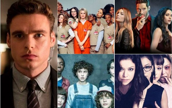 5 series americanas de Netflix para ver en esta cuarentena