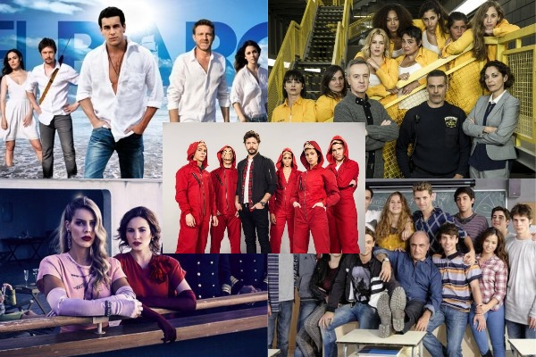 Cinco series españolas de Netflix que no puedes dejar de ver