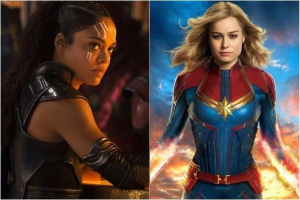 Directores de 'Capitana Marvel' la unirían con Valkiria