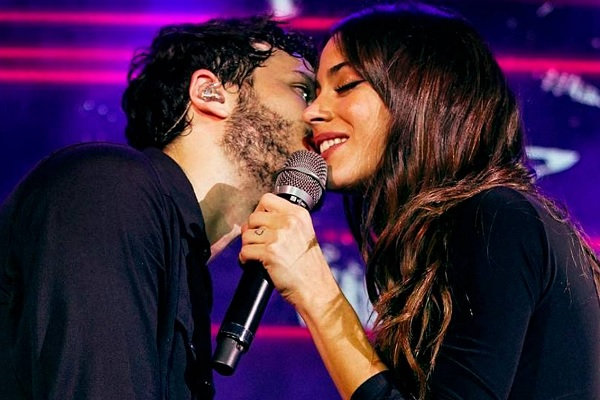 Sebastián Yatra y Tini Stoessel pillados besándose (Fotos)