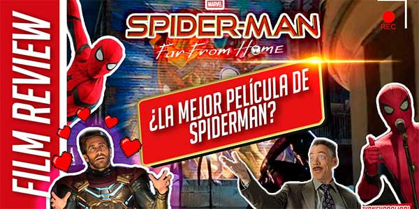 Spiderman: Far From Home – Review