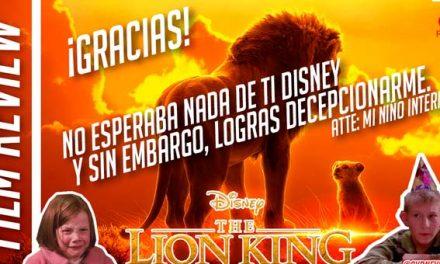 El Rey León – Review